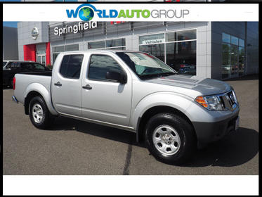 2014 Nissan Frontier S 4x4 S 4dr Crew Cab 5 ft. SB Pickup 5A Springfield NJ