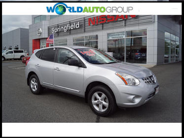 2012 Nissan Rogue SPECIAL ED. AWD S 4dr Crossover Springfield NJ