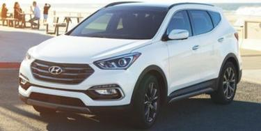 2018 Hyundai Santa Fe Sport 2.4L Sport Utility Winston-Salem NC
