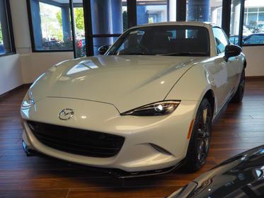 2017 Mazda Mazda MX-5 Miata RF CLUB 2dr Car Raleigh NC