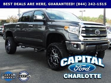 2016 Toyota Tundra 1794 Charlotte NC