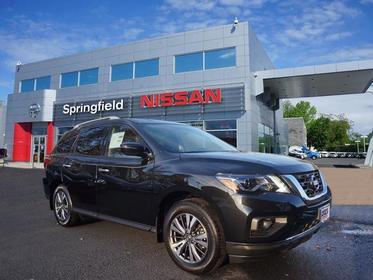 2017 Nissan Pathfinder S 4x4 S 4dr SUV Springfield NJ