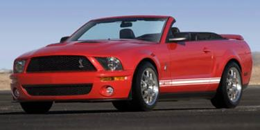 2007 Ford Mustang SHELBY GT500 Convertible Fayetteville NC