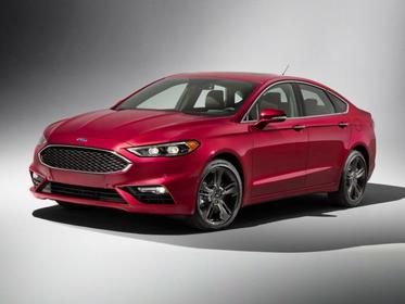 2018 Ford Fusion SE Durham NC