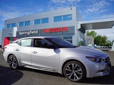 2017 Nissan Maxima S 3.5 S 4dr Sedan (midyear release) Springfield NJ