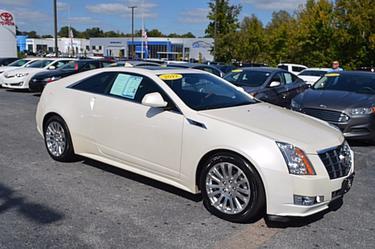 2012 Cadillac CTS PREMIUM Salisbury NC