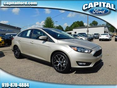 2017 Ford Focus SEL Raleigh NC