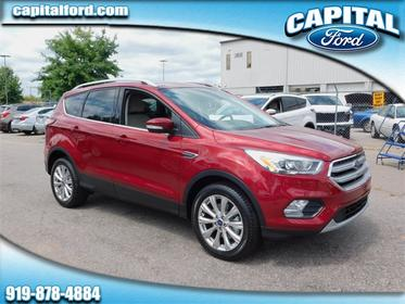 2017 Ford Escape TITANIUM Raleigh NC