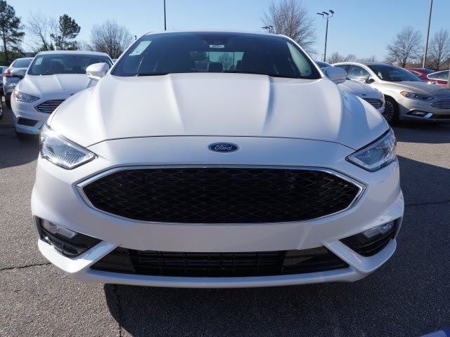 2017 Ford Fusion SPORT Rocky Mt NC