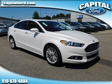2016 Ford Fusion SE Raleigh NC