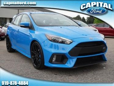 2017 Ford Focus RS Raleigh NC