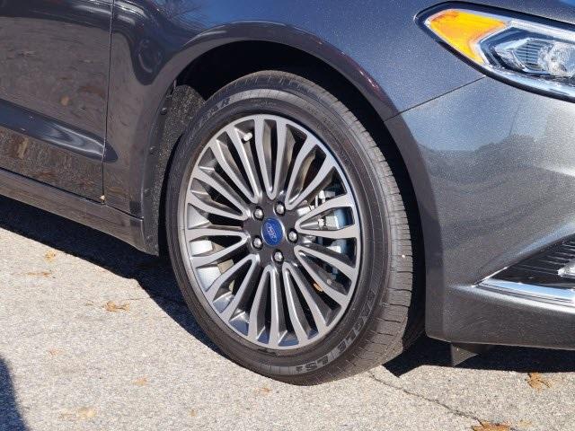 2017 Ford Fusion SE Rocky Mt NC