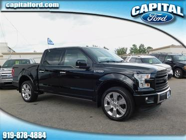 2017 Ford F-150 LIMITED Raleigh NC