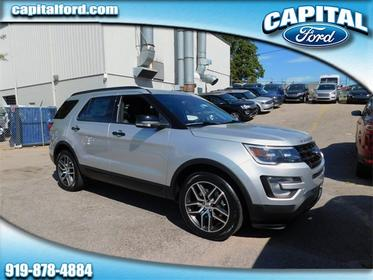 2017 Ford Explorer SPORT Raleigh NC