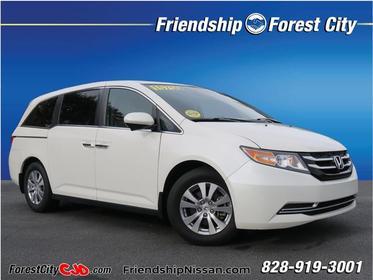 2014 Honda Odyssey EX-L EX-L 4dr Mini-Van Forest City NC