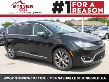 2017 Chrysler Pacifica LIMITED Limited 4dr Mini-Van Ringgold GA
