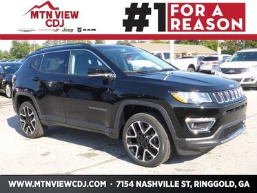 2018 Jeep Compass LIMITED 4x4 Limited 4dr SUV Ringgold GA
