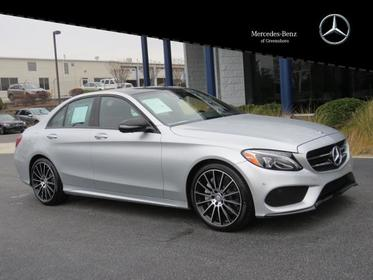 2016 Mercedes-Benz C-Class C 300 4dr Car Greensboro NC