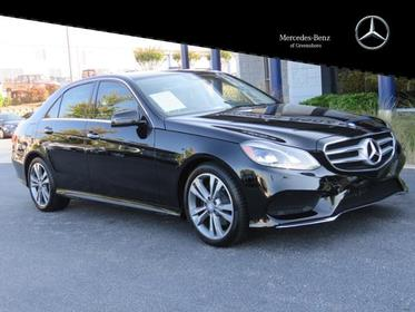 2014 Mercedes-Benz E-Class E 350 SPORT 4dr Car Greensboro NC