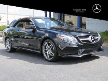 2016 Mercedes-Benz E-Class E 400 Convertible Greensboro NC