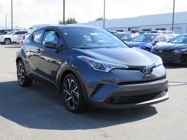 2018 Toyota C-HR XLE Salisbury NC