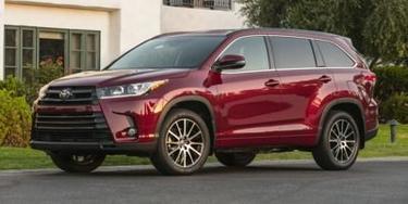2017 Toyota Highlander LIMITED North Dartmouth MA