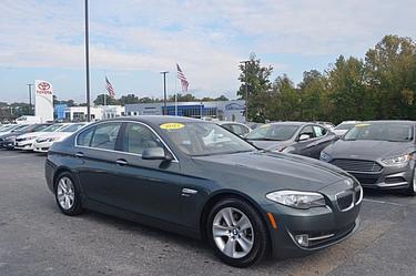 2012 BMW 528 528I XDRIVE Salisbury NC