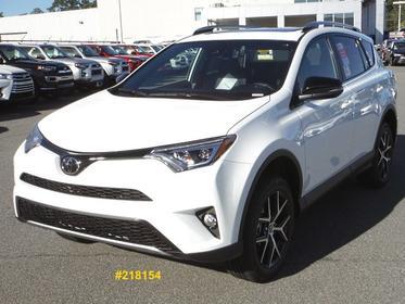 2018 Toyota RAV4 SE Sport Utility Valdosta GA
