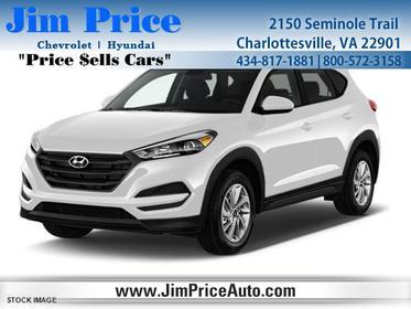 2017 Hyundai Tucson SE SUV Charlottesville VA