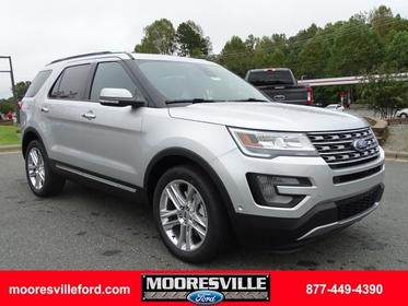 2017 Ford Explorer LIMITED Mooresville NC