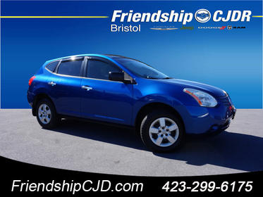 2010 Nissan Rogue S AWD S 4dr Crossover Bristol TN