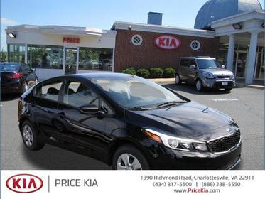 2017 Kia Forte LX 4dr Car Charlottesville VA