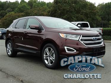 2017 Ford Edge TITANIUM Charlotte NC