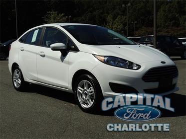 2017 Ford Fiesta SE Charlotte NC