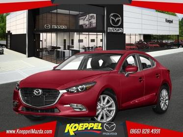 2017 Mazda Mazda3 4-Door GRAND TOURING Jackson Heights New York