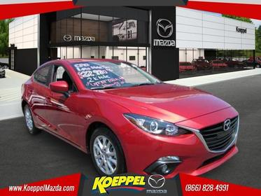 2016 Mazda Mazda3 I TOURING Jackson Heights New York
