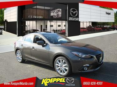2016 Mazda Mazda3 S GRAND TOURING Jackson Heights New York
