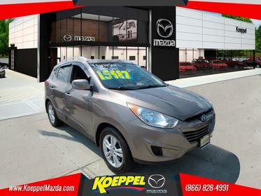 2011 Hyundai Tucson GLS AWD Jackson Heights New York