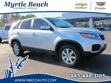 2013 Kia Sorento LX LX 4dr SUV Myrtle Beach SC