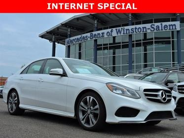 2014 Mercedes-Benz E-Class E 350 SPORT 4dr Car Winston-Salem NC