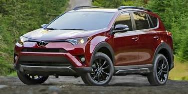 2018 Toyota RAV4 ADVENTURE North Dartmouth MA