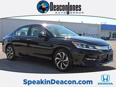 2017 Honda Accord Sedan EX Goldsboro NC