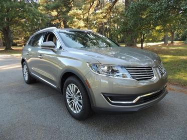 2017 Lincoln MKX SELECT Rocky Mount NC