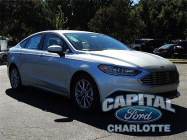2017 Ford Fusion SE Charlotte NC