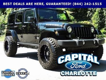 2014 Jeep Wrangler UNLIMITED RUBICON Charlotte NC