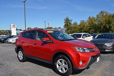 2013 Toyota RAV4 XLE Salisbury NC