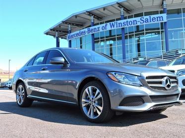 2018 Mercedes-Benz C-Class C 300 4dr Car Winston-Salem NC
