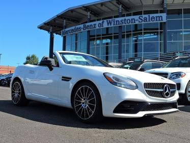 2018 Mercedes-Benz SLC SLC 300 Convertible Winston-Salem NC