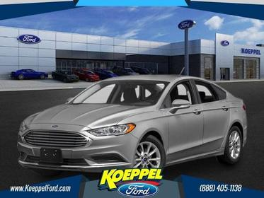 2017 Ford Fusion SE Woodside New York