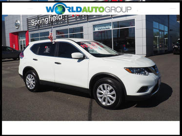 2016 Nissan Rogue S AWD S 4dr Crossover Springfield NJ